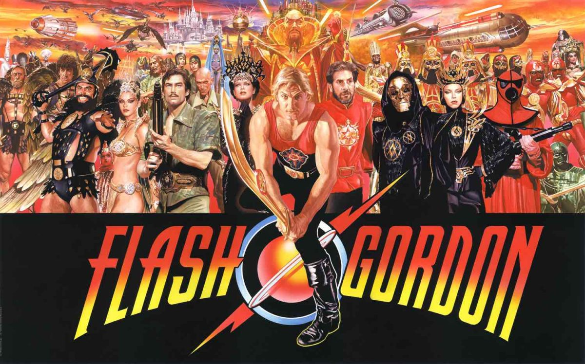 Episode 22 – Flash Gordon